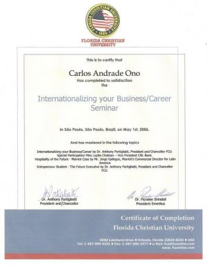 Internationalizing Your Business Career Seminar