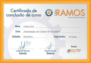 Virtualizacao Com Oracle Vm Virtualbox