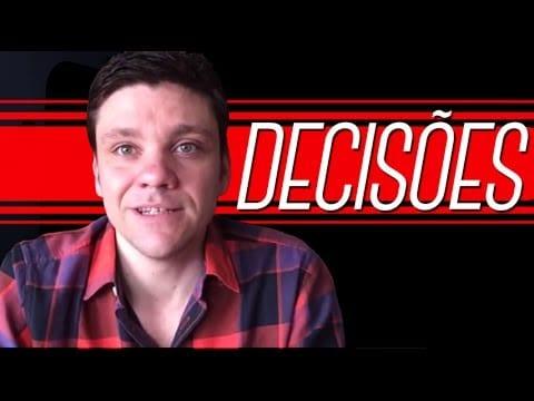 A arte de tomar decisões difíceis: queime as pontes | Erico Rocha