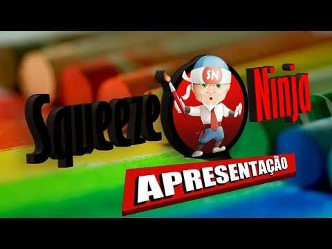 Apresentação Projeto Squeeze Ninja