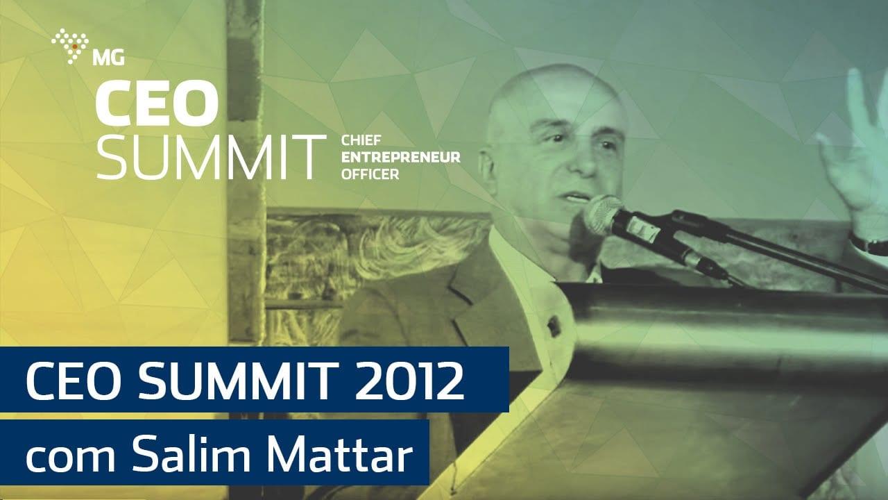 CEO Summit 2012 | O ambiente hostil mostra quem são os verdadeiros empreendedores