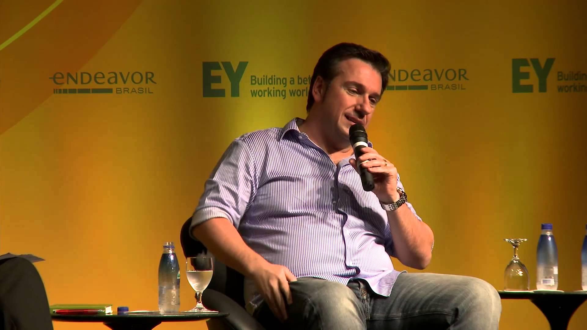 CEO Summit 2013 | Do fundo de um estacionamento ao primeiro bilhão na internet